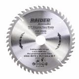 Cumpara ieftin Disc circular Raider, 210 x 30 mm, 48T