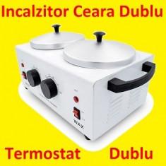 Incalzitor Decantor Ceara Doua cuve 1000 ML Incalzitor Ceara epilare 100W