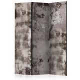 Paravan din 3 parti - Tencuiala veche - 135 x 172 cm, Artgeist