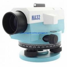 Nivela optica NA 32 cu trepied si stadie de 5 m