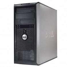Calculator Dell 745 MT, Intel Core2Quad Q6600 2.4GHz, 4GB DDR2, nVIDIA GT 640...