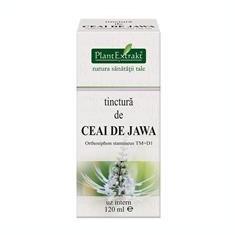 Tinctura Ceai de Jawa 120ml PlantExtrakt Cod: PLAX.00092
