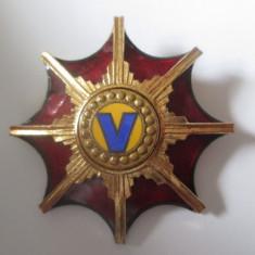 Rar! Ordinul Victoria Revoluției din 1989