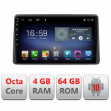 Navigatie dedicata DACIA DUSTER dupa 2019 F-199 Octa Core cu Android Radio Bluetooth Internet GPS WIFI DSP Octa Core 4+64GB 4G CarStore Technology