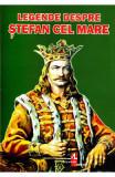 Legende despre Stefan cel Mare, Silvia Ursache