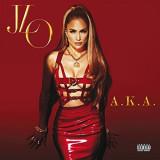 Jennifer Lopez A.K.A. (CD)