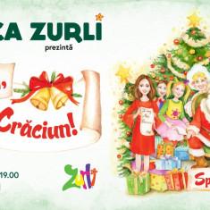 Bilete Gasca Zurli - Sala Palatului - 4 decembrie