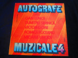 G.Lunca,D. Siminica... - Autografe Muzicale 4_vinyl,LP_Electrecord(1985,Romania)