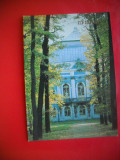 HOPCT 57869 PAVILION ERMITAJ  -ORASUL PUSKIN RUSIA-NECIRCULATA