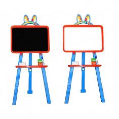 Tabla pentru desen Doloni, rosu cu albastru