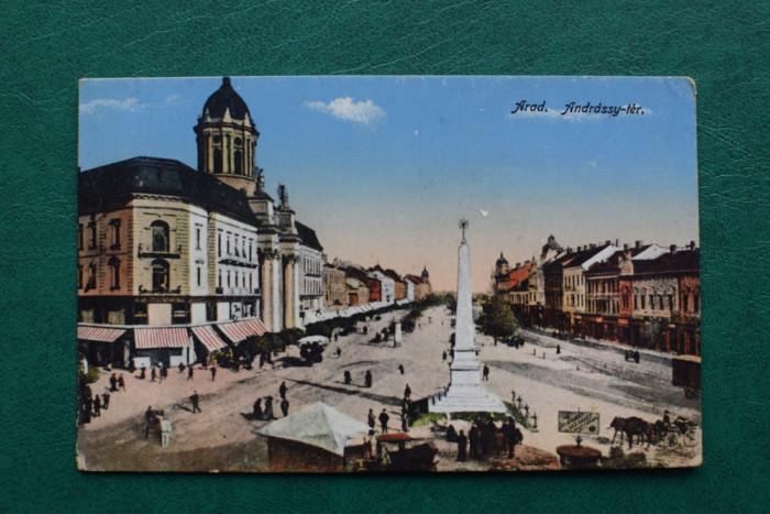 20ADE - Vedere - Carte postala - Arad