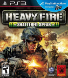 Joc PS3 Heavy Fire Shattered Spear - Move - 60259