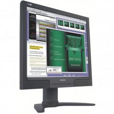 Monitor LCD Philips 190B7, 19 inch, 1280 x 1024, VGA, DVI, USB, Audio, Boxe integrate