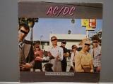 AC DC – Dirty Deeds Done Dirt Cheap (1976/Atlantic/RFG) - Vinil/Vinyl/discul- NM