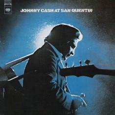 JOHNNY CASH At San Quentin 180g LP (vinyl)