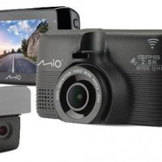 Camera Video Auto Mio MiVue 798 Dual, WiFi, 2.5K QHD, Ecran LCD 2.7inch, Senzor Sony Stravis, GPS (Negru)
