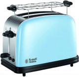 Prajitor de paine Russell Hobbs Colours Plus Heavenly Blue 23335-56, 1670 W, 2 felii (Albastru/Inox)