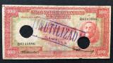 Mozambic 100 escudos 1958 Aires de Ornelas