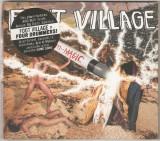 CD Foot Village – Anti-Magic, original, rock, sigilat