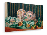 Cumpara ieftin Tablou pe panza (canvas) - Emile Bernard - Still life with apples and Breton...