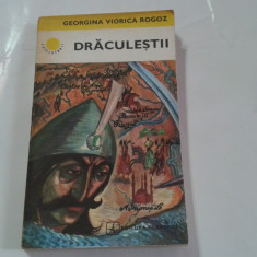 GEORGIANA VIORICA ROGOZ - DRACULESTII