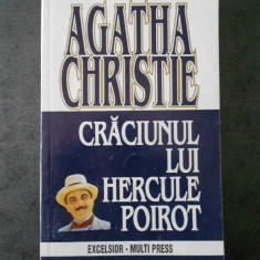 AGATHA CHRISTIE - CRACIUNUL LUI HERCULE POIROT