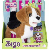 Cumpara ieftin Jucarie interactiva plus Zigo, catelusul Beagle