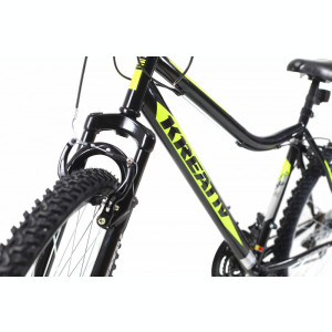 Bicicleta Mtb Kreativ 2604 460mm Negru 26
