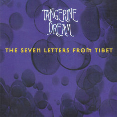 CD Electronic: Tangerine Dream - The Seven letters From Tibet ( 2000 )