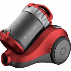 Aspirator fara sac Daewoo RCC-120R/2A, 2l, 800W, rosu