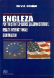Cumpara ieftin Engleza pentru stiinte politice si administrative, relatii internationale si jurnalism