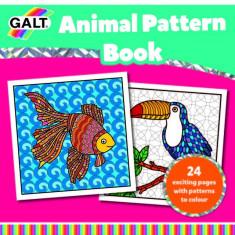 Carte de colorat - Animalute