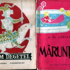 """2 cărticele din col. """"Traista cu Poveşti"""""""