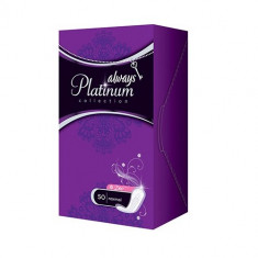 Absorbante zilnice ALWAYS Platinum Liners deo 50 bucati