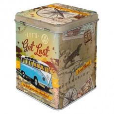 Cutie metalica - Volkswagen - Let s Get Lost