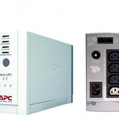Back UPS APC CS 500VA 230V