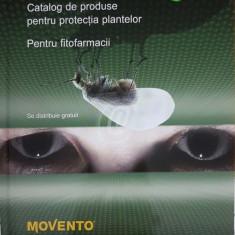 Catalog de produse pentru protectia plantelor
