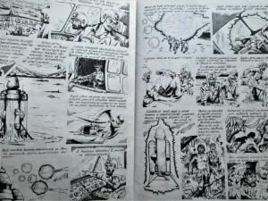 Benzi desenate vechi, Romania: Alpo si Tim Nr.1