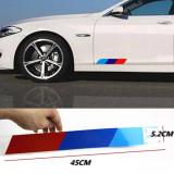 Sticker BMW Sticker decorativ autocolant sticker bmw m stripes