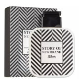 Parfum Story of New Brand White 100ml EDT / Replica Mont Blanc - Legend Spirit