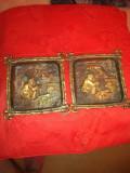 Cumpara ieftin Tablouri miniatură bronz antice