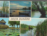 CPI B12835 CARTE POSTALA - DELTA DUNARII