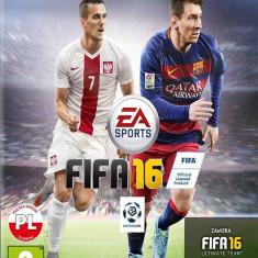 Joc PS4 Fifa 16 - POLISH
