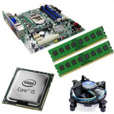 KIT Placa de baza (SHD) Acer Q65H2-AM + Intel® Core i5-3470S + 8GB DDR3 1600Mhz, Pentru INTEL, 1155, DDR 3