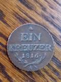 EIN KREUZER 1800 A. Stare FB., VINIL