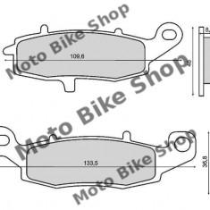 MBS Placute frana Suzuki GS 500 '96-'05 /GSF 600 Bandit '00-'04, Cod Produs: 225101250RM