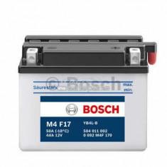 Acumulator baterie motociclete BOSCH M4 4 Ah 50A 0 092 M4F 170