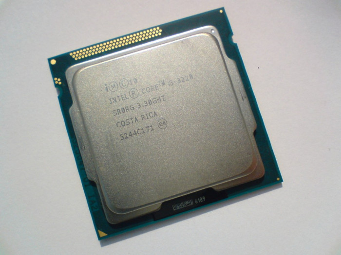 Procesor Desktop PC Intel Core i3-3220 3.30GHz SR0RG Socket LGA 1155 CPU i3