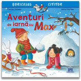 Carte Editura DPH, Aventuri de iarna cu Max, Christian Tielmann, Sabine Kraushaar