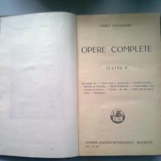 OPERE COMPLETE. TEATRU II - VASILE ALECSANDRI